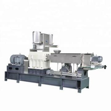 China High Capacity Automatic Breakfast Cereal Corn Flakes Making Machinery