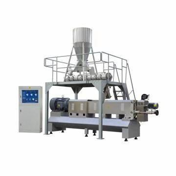 Low Consumption Automatic Breakfast Cereals Corn Flakes Making Machine