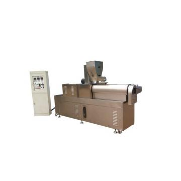 Automatic Corn Flakes Maker Breakfast Cereal Bulking Equipment