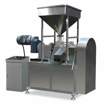 Automatic Cheetos Corn Kurkure Snacks Food Extruder Making Machine