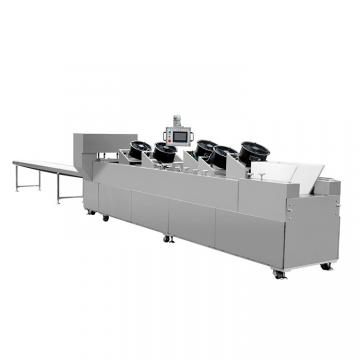 China Factory Full Automatic Flow Pack Machine for Candy Energy Bar Popsicle Cake with Ce Certification