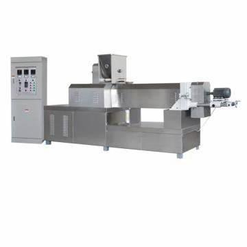Automatic Crunchy Cheesy Puffs Corn Snacks Food Extruder Making Machine