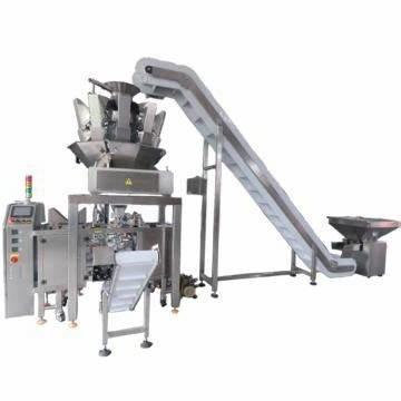 Automatic Stainless Steel Flow/Food Packing Packaging Filling Sealing Machine Machinery for Biscuits/Noodles/Breads/Burgers/Buns/Hotdog/Rolls/Food/Cake