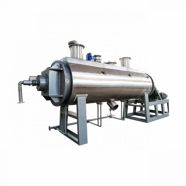 Chemical Mesh Belt Vacuum Dryer Pharmaceutical Fully Automatic Continuous Feed for Drying Vacuum Dryer