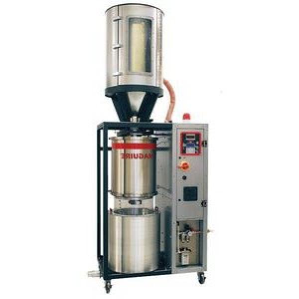 Double Cone Continuous Rotary Vacuum Food Dryer