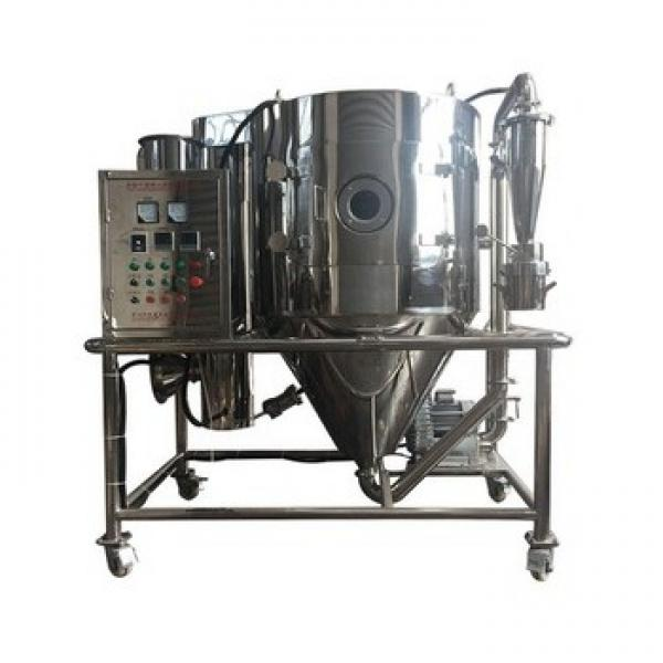 Plant Extract Heat Sensitive Product Continuous Low Temperature Vacuum Belt Dryer