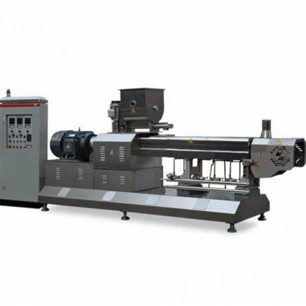 Automatic Turnkey Nutritional Fortified Artifical Rice Kernel Extruder Making Machine