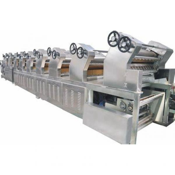 Automatic Best Price Mini Fryer Instant Noodle Making Machine