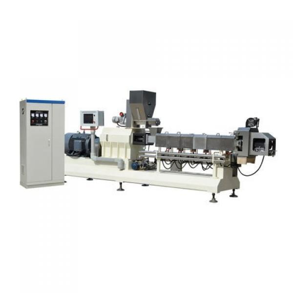 Breakfast Cereal Circle Chocolate Snacks Ring Corn Flakes Extruder Making Machine