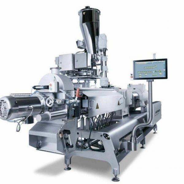 Defatted Soybean Meal Textured Soya Protein Processing Machine