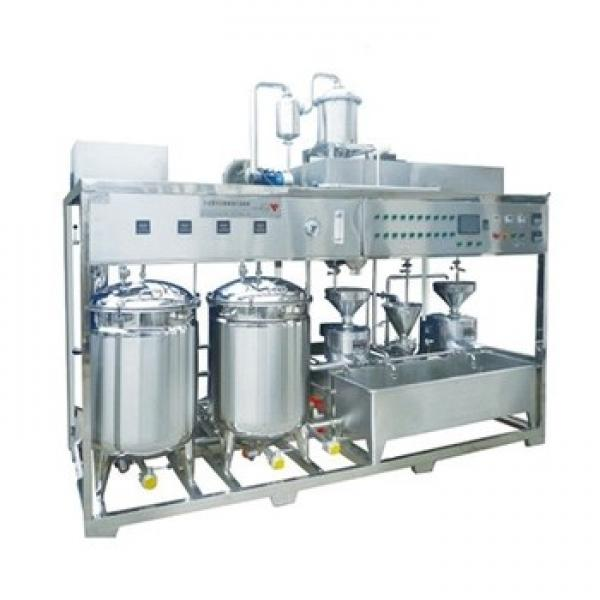 Automatic Pet Bottle Beverage Processing Complete Bottled Peanut Soybean Milk Bottling Filling Machine