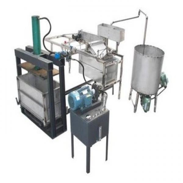 Soybean Meal Oil Press Extraction Processing Plant Machinery
