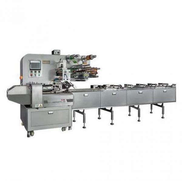 Automatic Pita Loaf Bread Biscuits Cup Cake Small Chocolate Energy Protein Cereal Bar Stick Flow Packing Packaging Machine