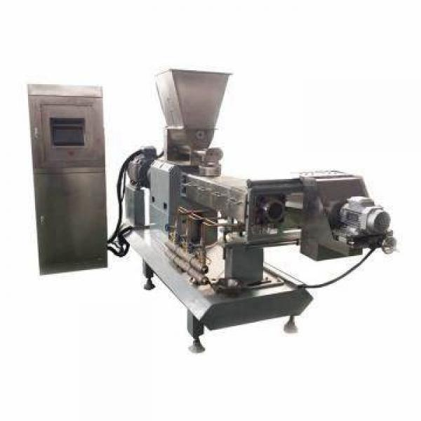 Grains and Cereal Puff Snack Extruder / Wheat Flour Snacks Extruder / Extruded Snacks Food Making Machine