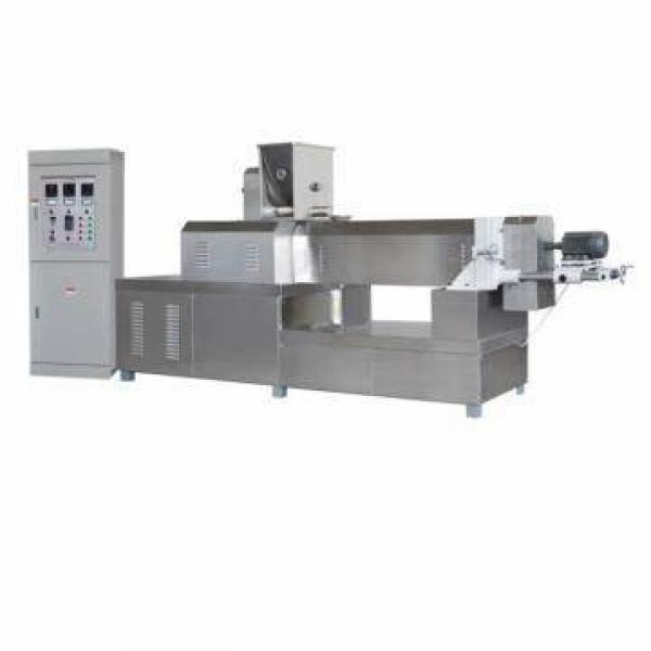 puff snack flavoring machine wheat puff making machine